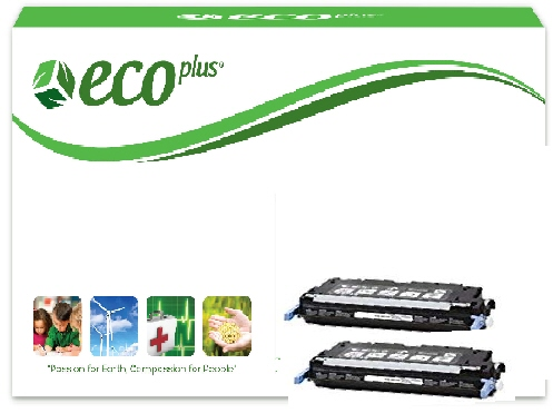 HP Q6470A Black Toner Cartridge 501A BUY ONE GET ONE FREE SPECIAL OFFER